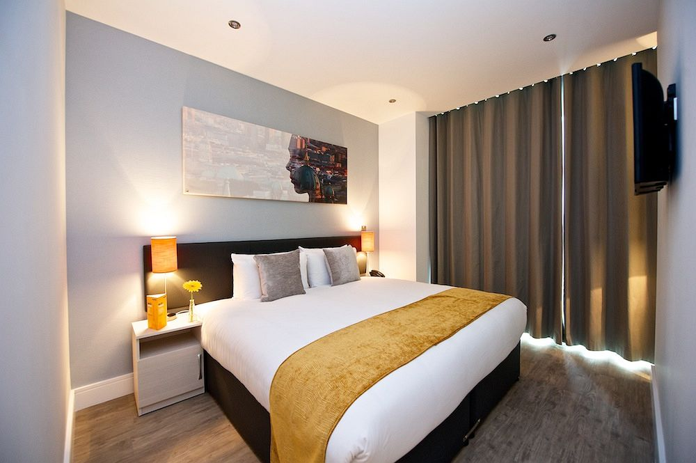 Aparthotel in manchester quay apartments for Apart hotel londre