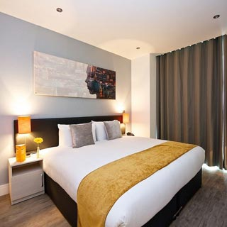 Aparthotel In Manchester Quay Apartments